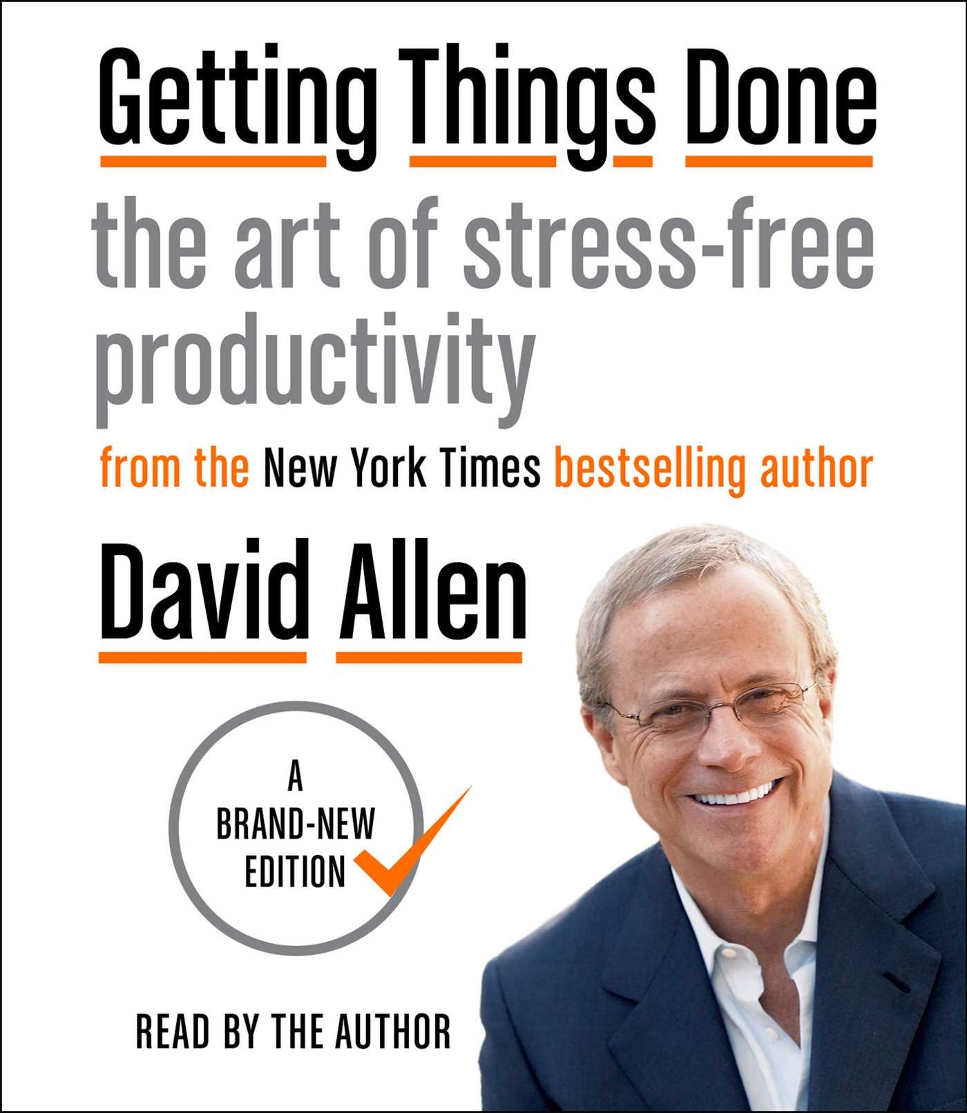 Getting things done – David Allen